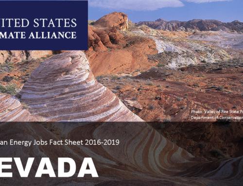 Fact Sheet: Clean Energy Jobs in Nevada